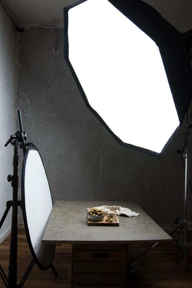 Nailing Artificial Light in Food Photography and recreating the natural light look