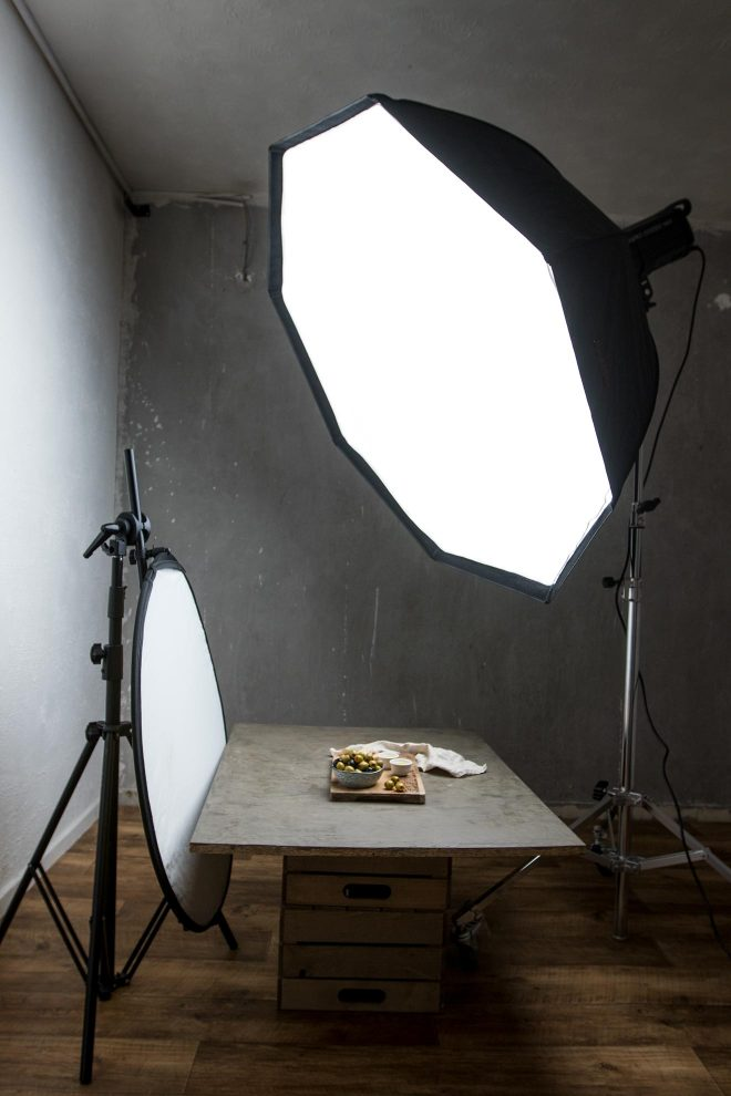 Nailing Artificial Light in Food Photography - The Food Photography Lighting Setup