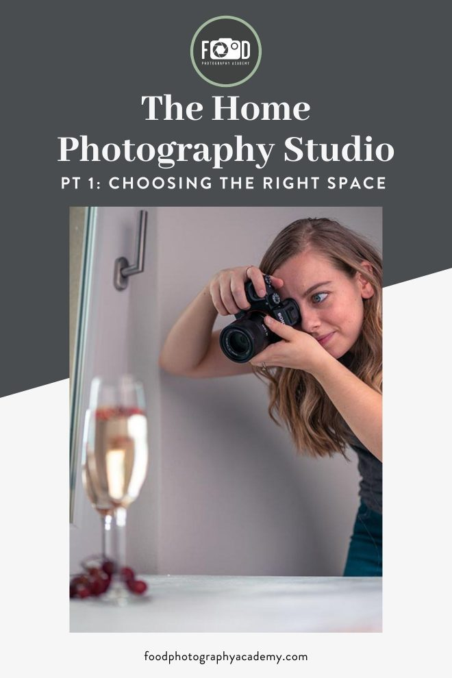 The Home Food Photography Studio, Pt. 1: Choosing the Right Space