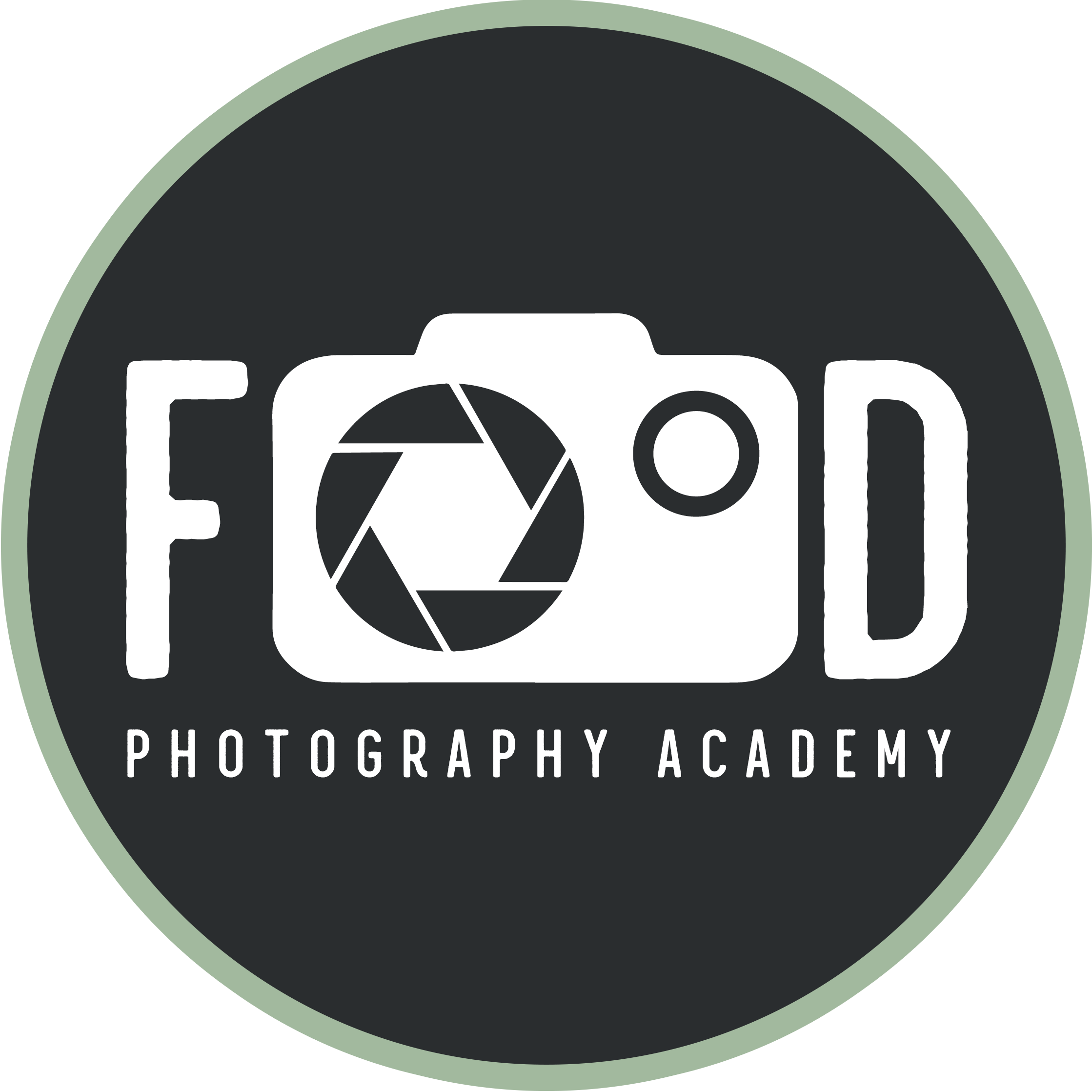 Food Photography foodphotographyacadem Logo