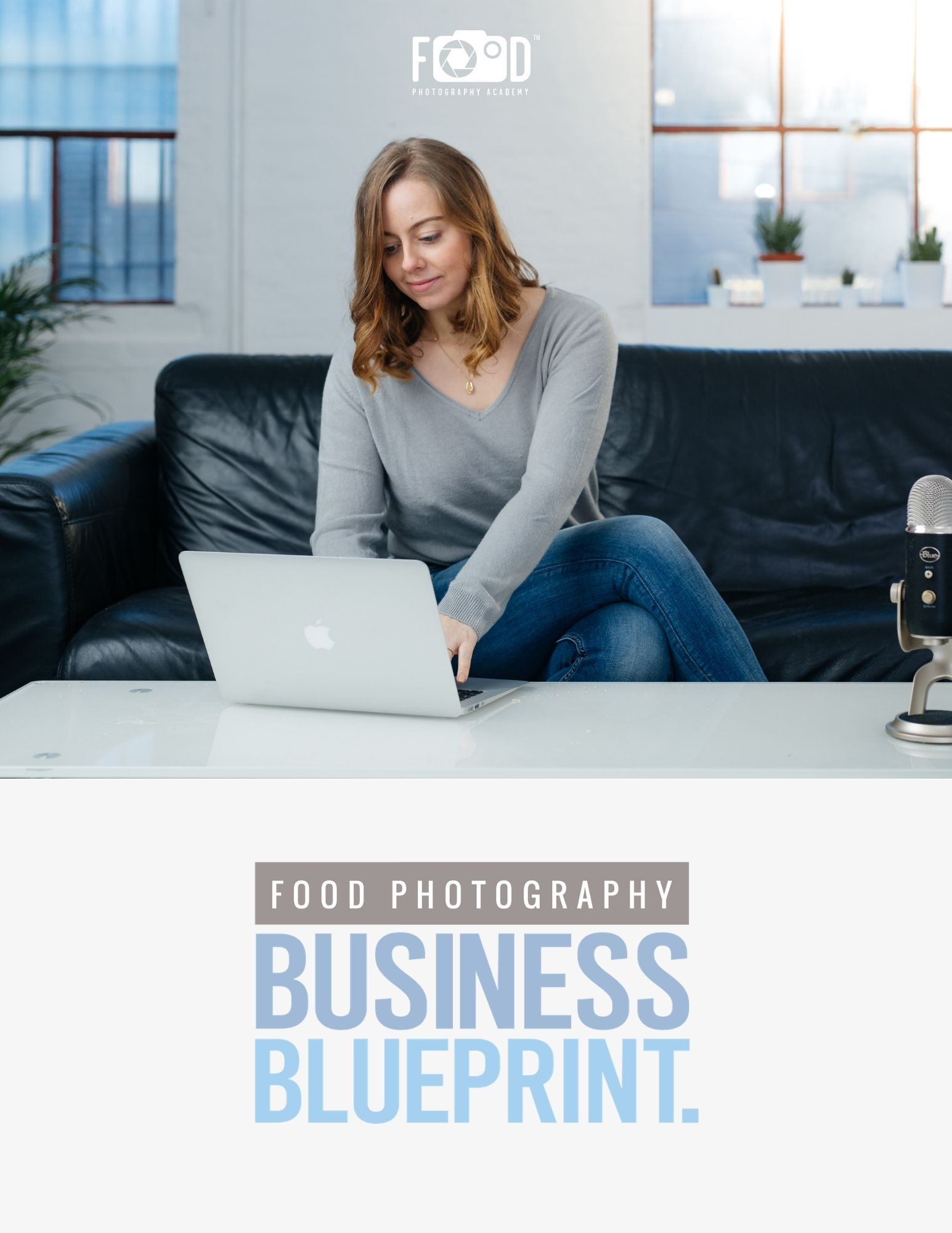 Food Photography Business Blueprint Cover