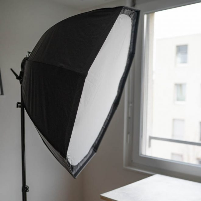 Setting up a Food Photography Studio, the essential equipment